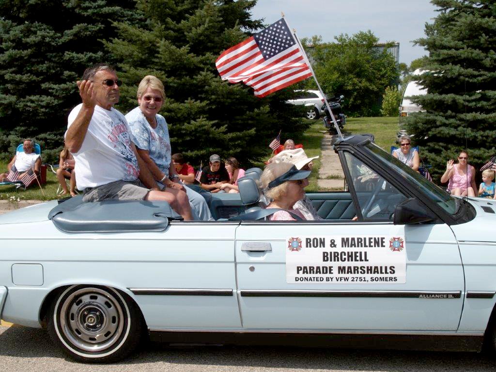 Birchell 2013 Parade Marshalls