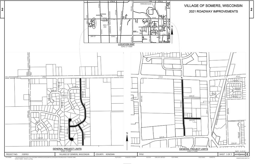 2021 Roadway Improvements